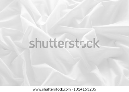 Abstract Luxury White Fabric Texture For Design Backdropfabric Background