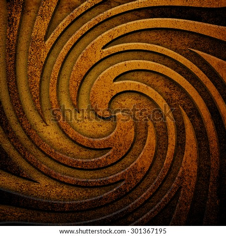abstract metal pattern  - stock photo