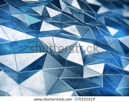 Abstract metall background 3d - stock photo