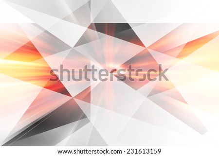 Abstract Modern Background Design - stock photo