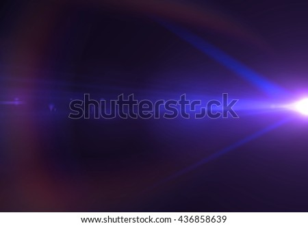 Abstract modern laser streak light on black background (super high resolution)