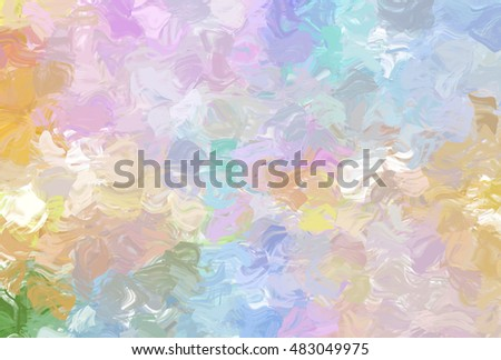 Abstract mosaic multicolored. Grunge background texture. illustration beautiful.