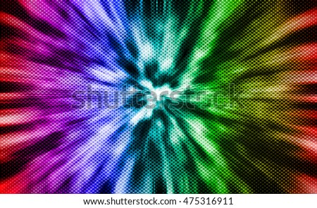 abstract  multicolor  background with motion blur