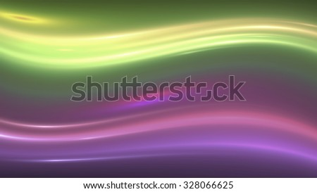 abstract multicolored elegant background with waves and lines