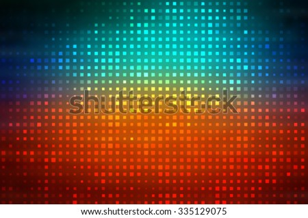 Abstract multicolored football or soccer backgrounds.