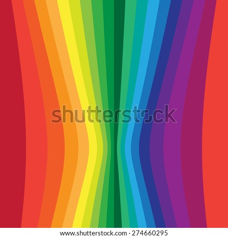 abstract multiple colorful stripes background