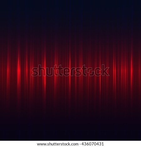 Abstract music red equalizer.  - stock photo