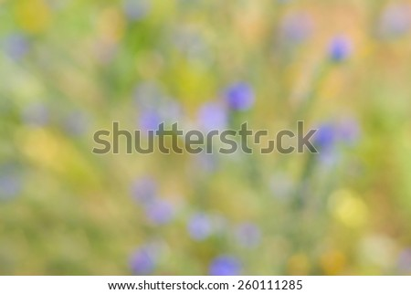 Abstract natural background in pastel shades - stock photo