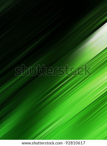 abstract nature background with different shades of green - stock photo