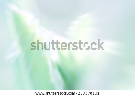 Abstract nature blur background - stock photo