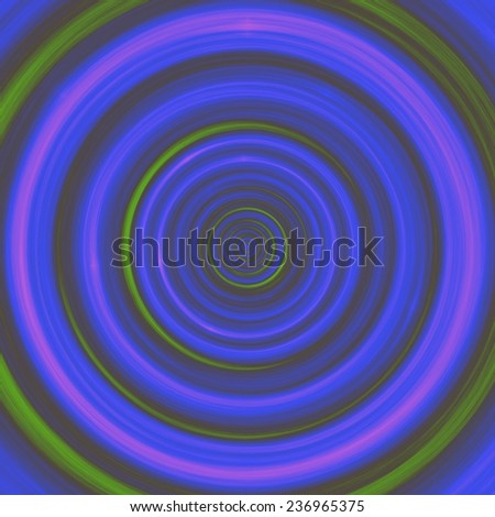 Abstract nice and crazy deep spiral background - stock photo