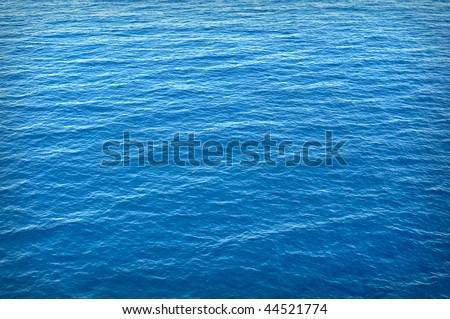 Abstract Ocean Background which can be used to add text - stock photo