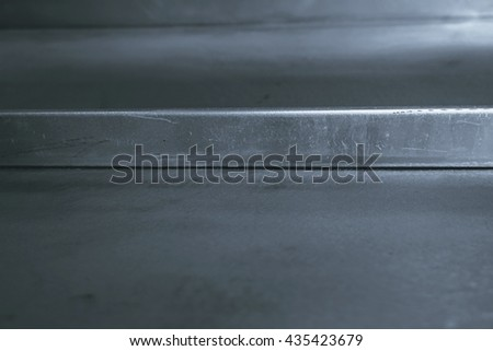 abstract of aluminum texture for background used - stock photo