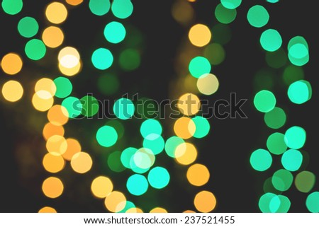 Abstract of blur light  background