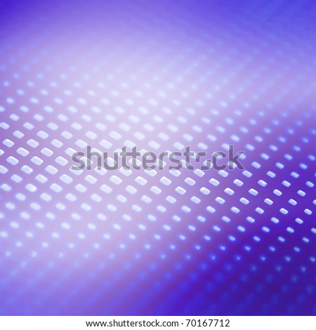 Abstract of purple Light Rays - stock photo