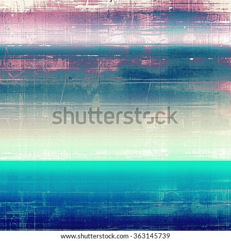 Abstract old background or faded grunge texture. With different color patterns: white; blue; pink; cyan - stock photo