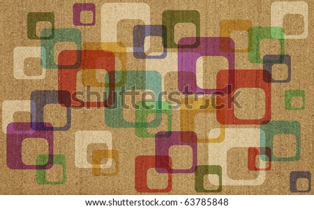 abstract old colors background - stock photo