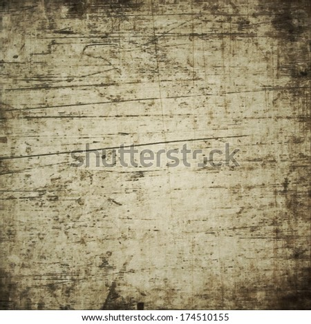 Abstract old grunge wall background