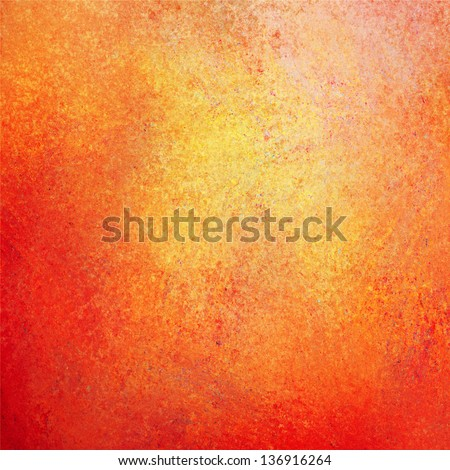 Abstract Orange Background Gold Red Yellow Stock Illustration ...