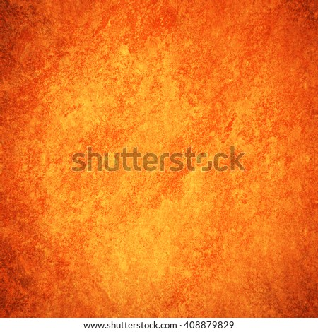 Abstract orange background texture
