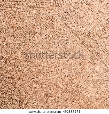 abstract orange background texture cement