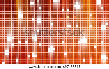 Abstract orange elegant background. illustration beautiful.