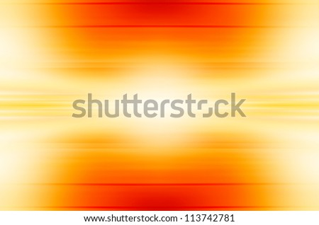 abstract orange lines background. - stock photo