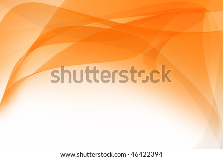 Abstract orange tone color background. - stock photo