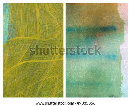 abstract paint background design - stock photo