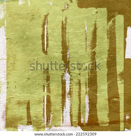 abstract paint design with wood grain texture  - stock photo