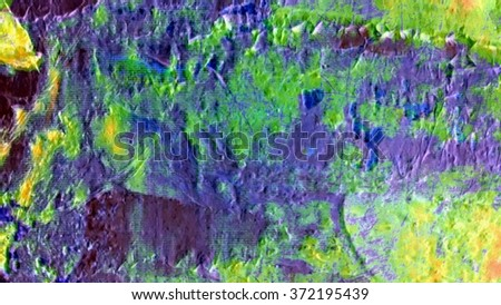 Abstract paint texture background.