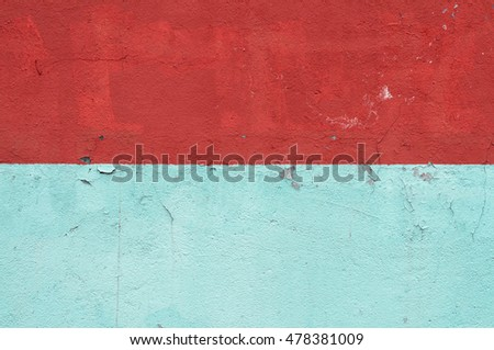 Abstract painted textured background template