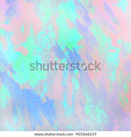 abstract painting for an interior, illustration,pattern,wallpaper - stock photo