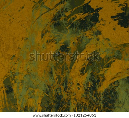 Abstract painting.  Modern artistic pattern.  Colorful texture.  Artistic canvas.