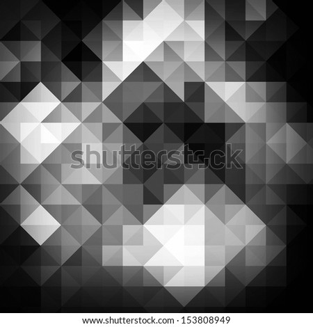 abstract pattern design - stock photo