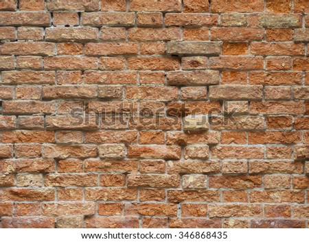 abstract pattern stone wall textured background - stock photo