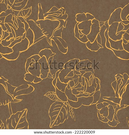 Abstract pattern. Vintage texture paper for your design. Dusty Overlay Texture for your design. Background illustration. - stock photo