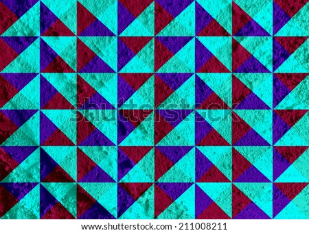 Abstract pattern wall texture background