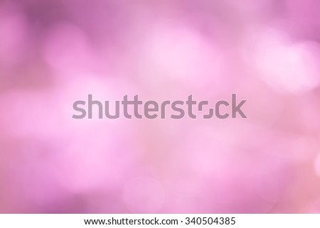 Abstract pink background. Blurred background. - stock photo