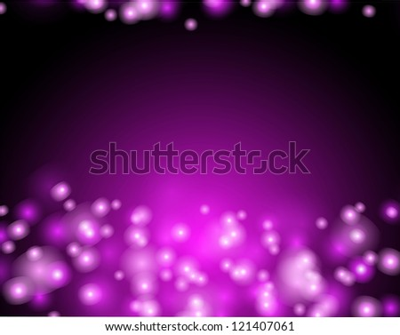 Abstract pink glow back - stock photo
