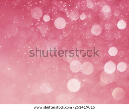 abstract pink light bokeh background  - stock photo