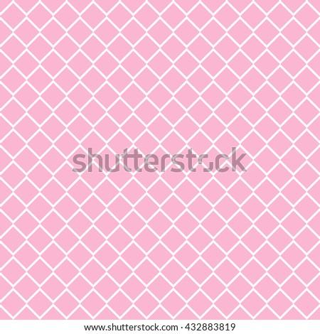abstract pink ornament pattern. Elegant illustration - stock photo