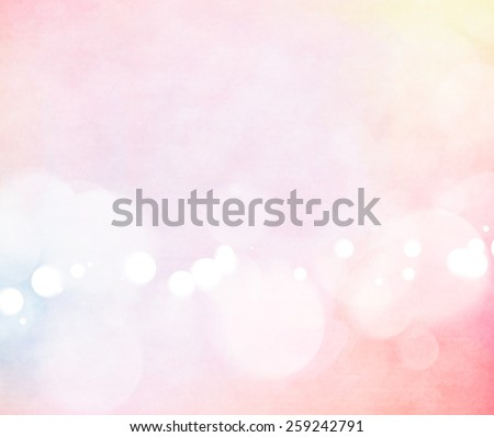 Abstract pink tone on grunge paper texture for background