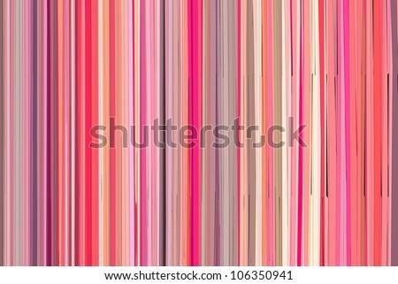 abstract pink tubes backdrop - stock photo