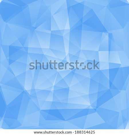Abstract polygon background. Surface of precious stone - stock photo