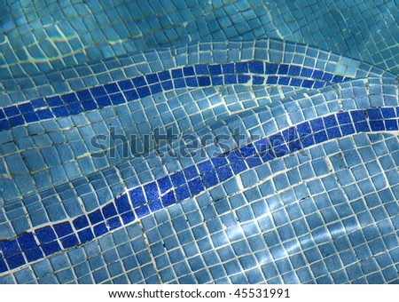 Abstract pool image