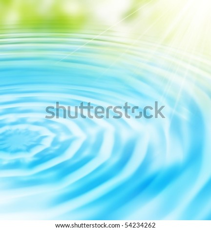 Abstract purity background