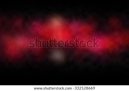 Abstract purple and black smoke and cloud background for halloween festival - stock photo