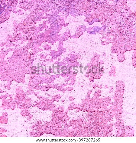 abstract purple background texture of an old concrete wall