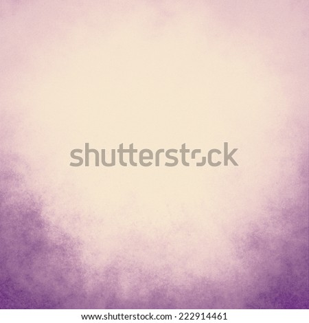 abstract purple background whited out filter effect center design with darker dull purple border, vintage grunge background texture - stock photo